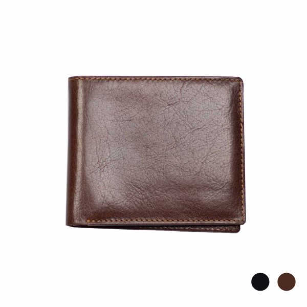 Essential Men's Leather Wallet