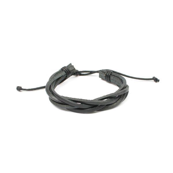 """Essentials: Men's """"OG"""" Leather Bracelet"""