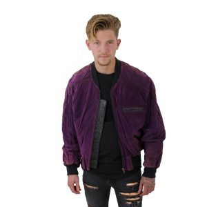 Retro Bomber Jacket
