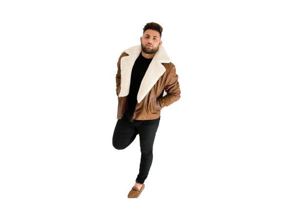 Men's Lover Nubuck Jacket