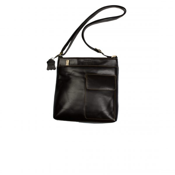 Cross Body Bag With Front Pocket