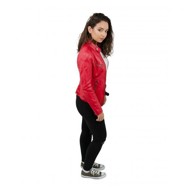 SlimFit Biker Style Jacket