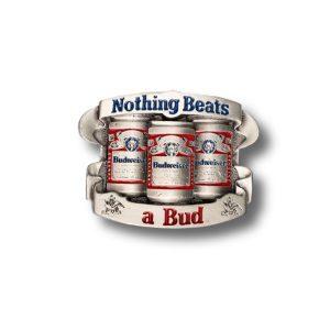 Budweiser - Nothing Beats a Bud Buckle