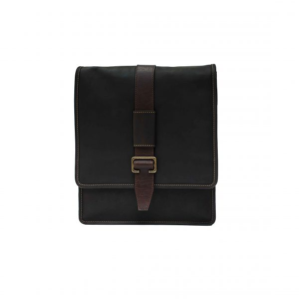 The Compact Commuter Messenger Bag