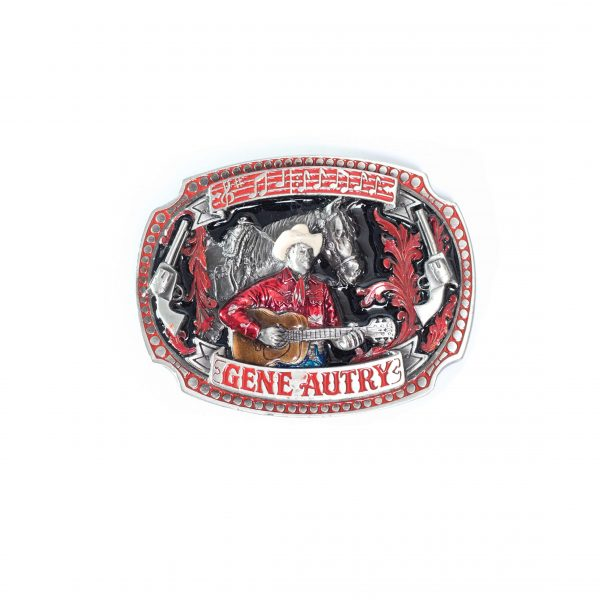 Gene Autry Belt Buckle 4272