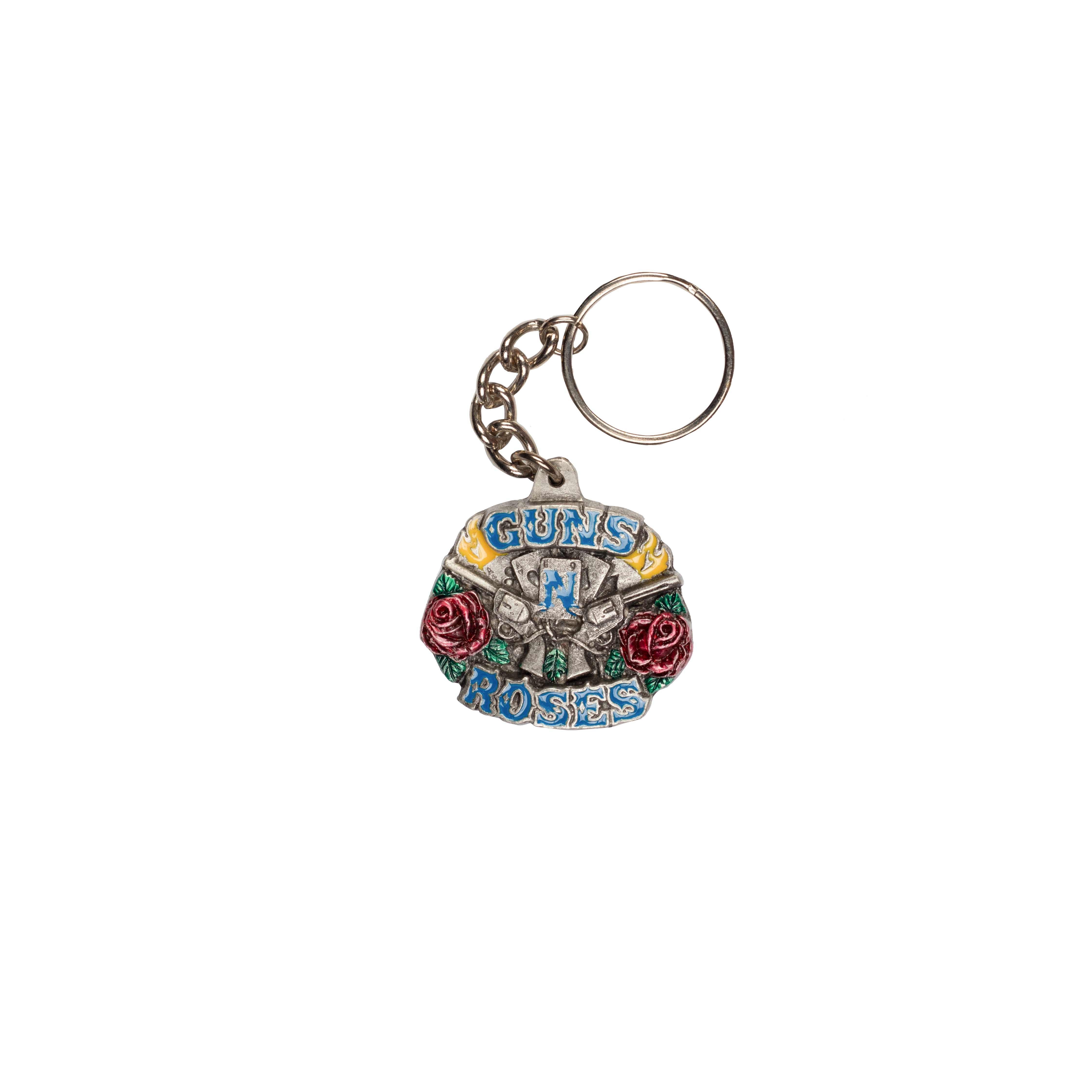Guns N' Roses Key Ring