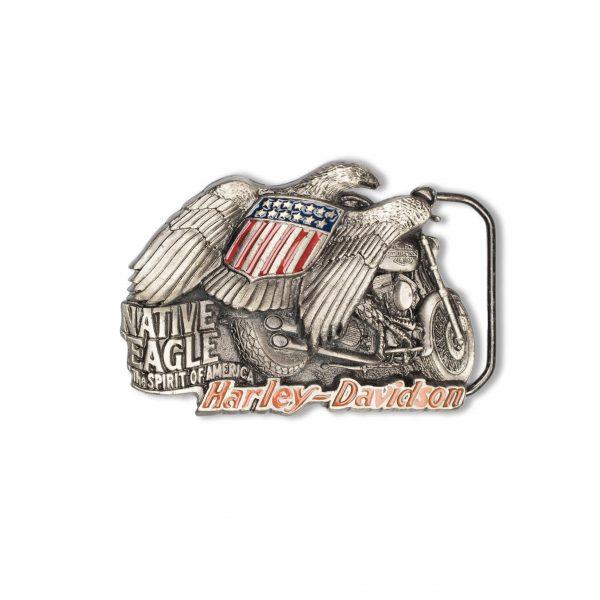 Native Eagle The Spirit Of America - Harley Davidson H421