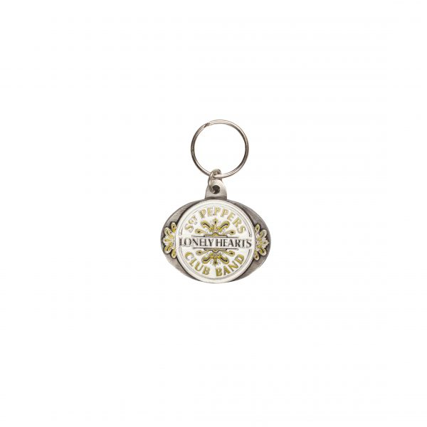 Lonely Hearts Key Ring