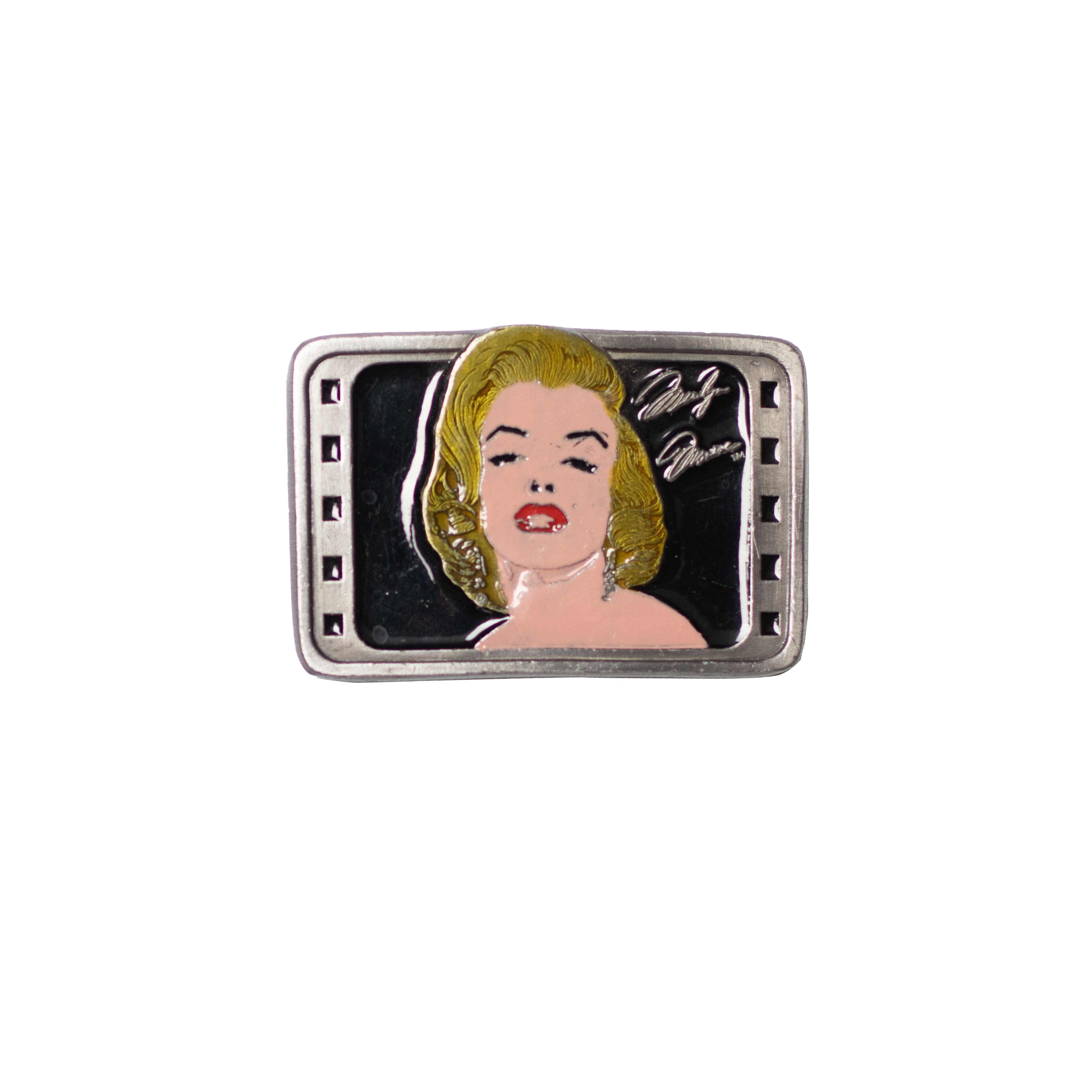 Marilyn Monrouge First Edition Buckle