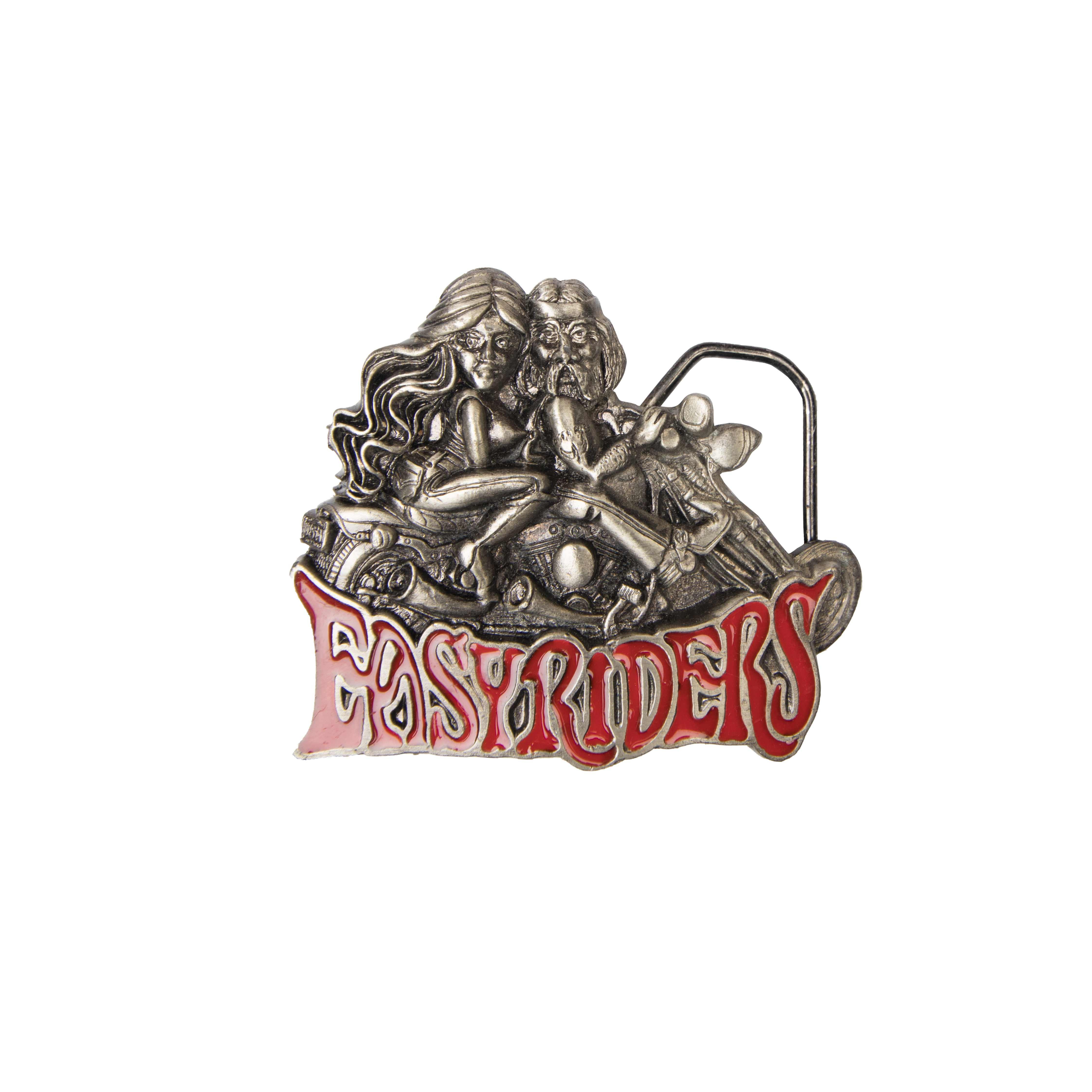 Biker Easy Riders Buckle 2074