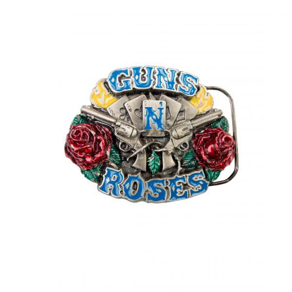 Guns N Roses Belt Buckle 4035