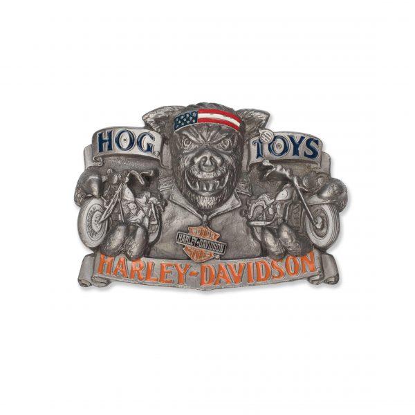 HOG TOYS - Harley Davidson H411 Buckle