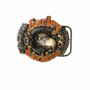 Harley Davidson Break Through Eagle Buckle H427