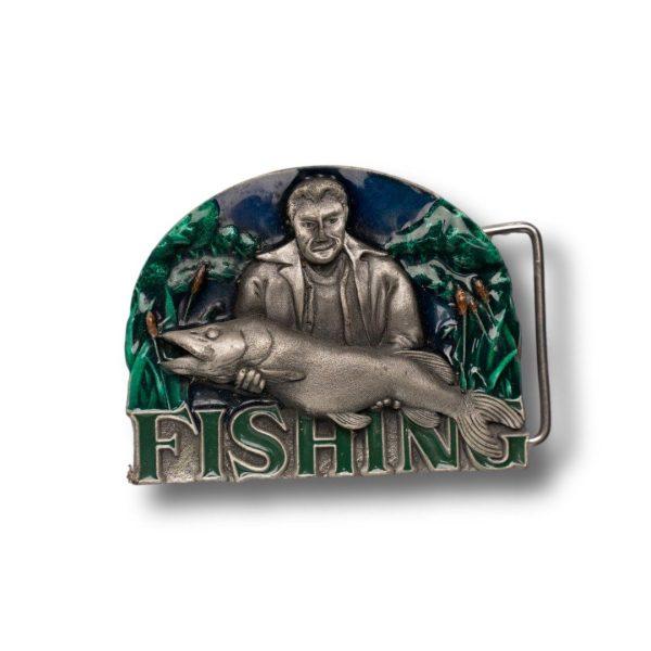 FISHING BELT BUCKLE