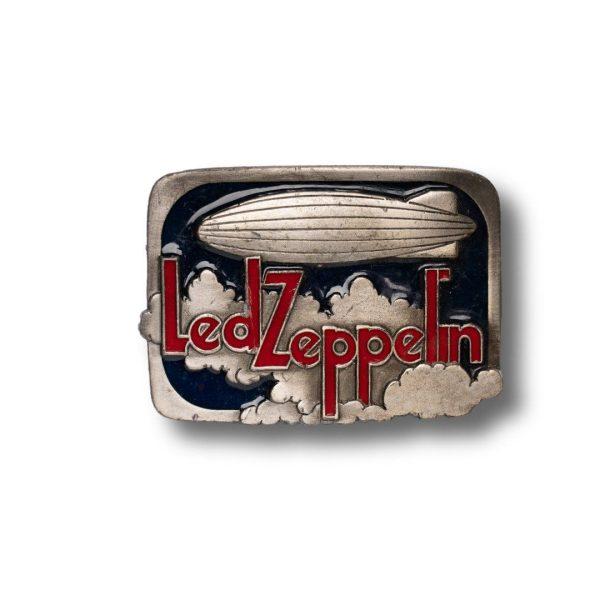 Led Zeppelin buckle ;z1